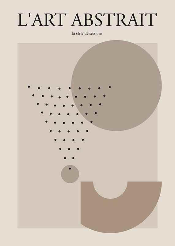 L'art Abstrait No3-1