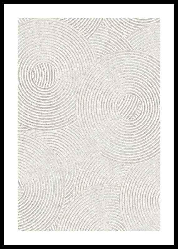 Zen Circle Pattern-0
