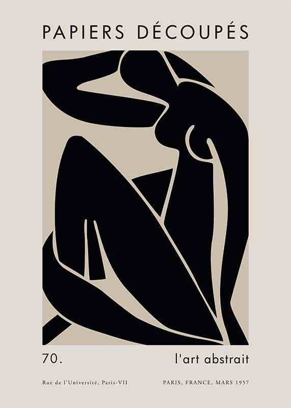 Matisse Cutout Woman-1