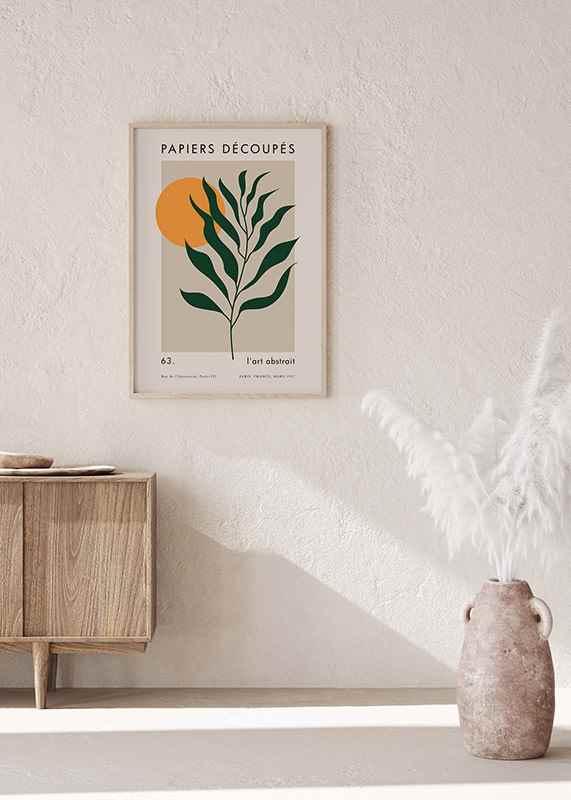 Matisse Cutout Green-2