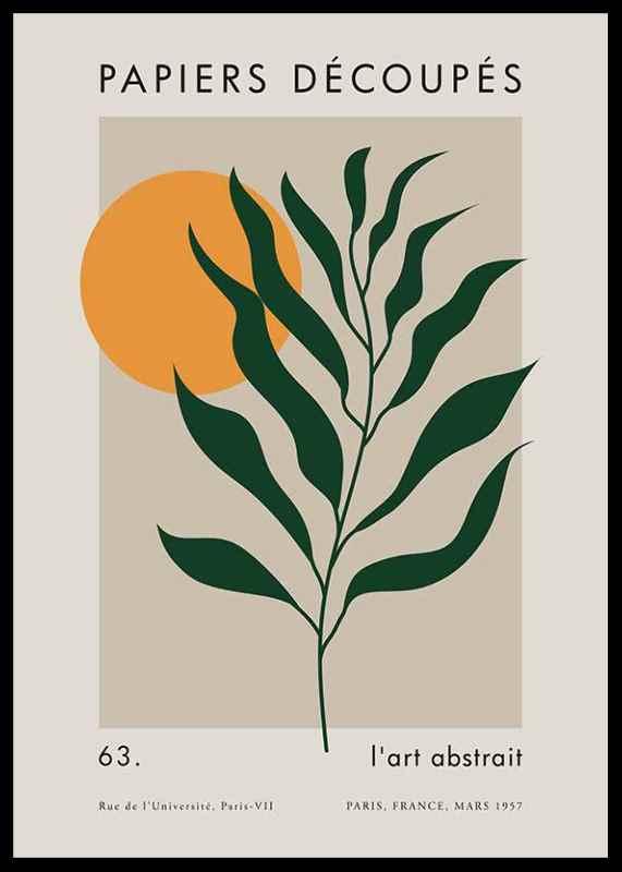 Matisse Cutout Green