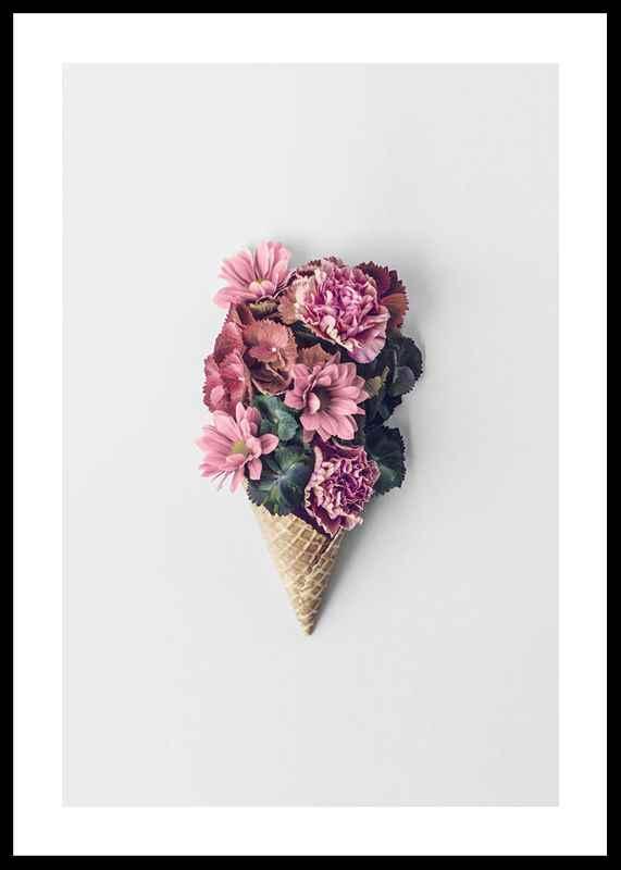 Flower Cone-0