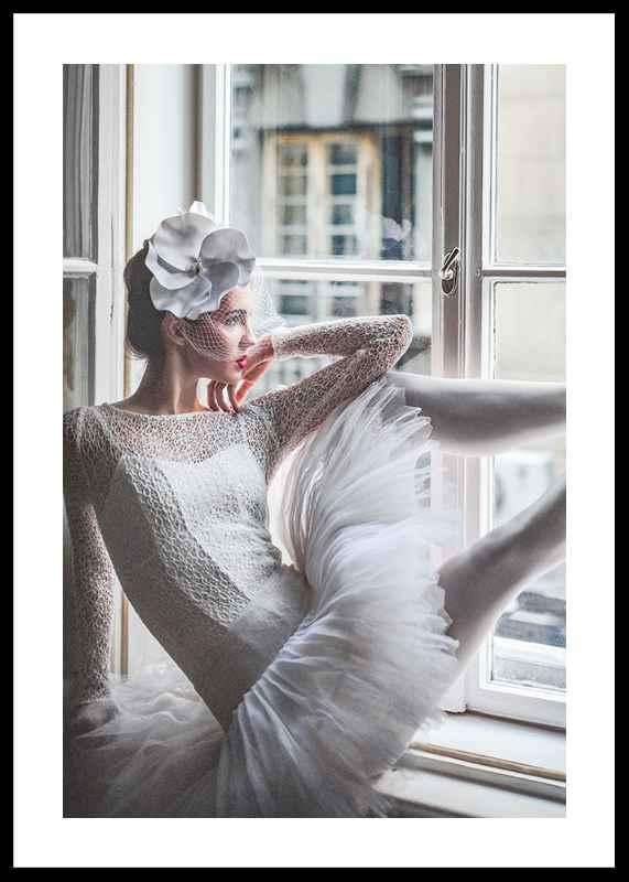 Woman In Window-0