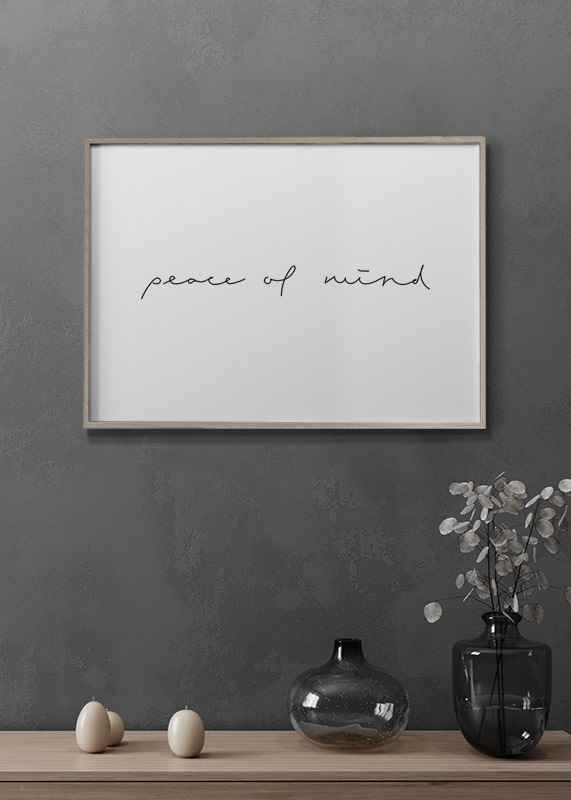 Peace of mind-2