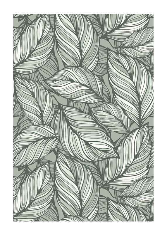 Leaf Pattern-1