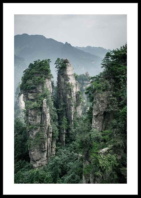 Zhangjiajie National Park-0