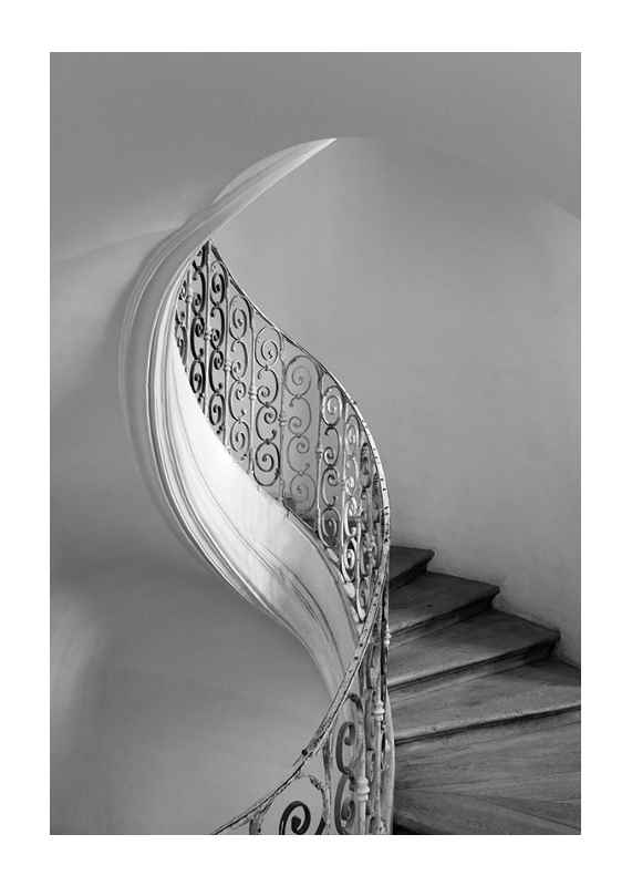Curved Stairs-1