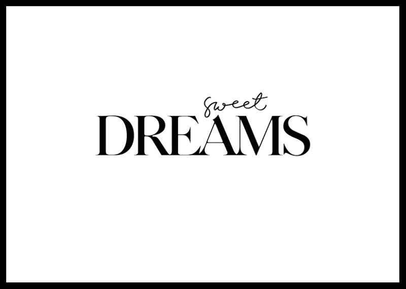 Sweet Dreams No2