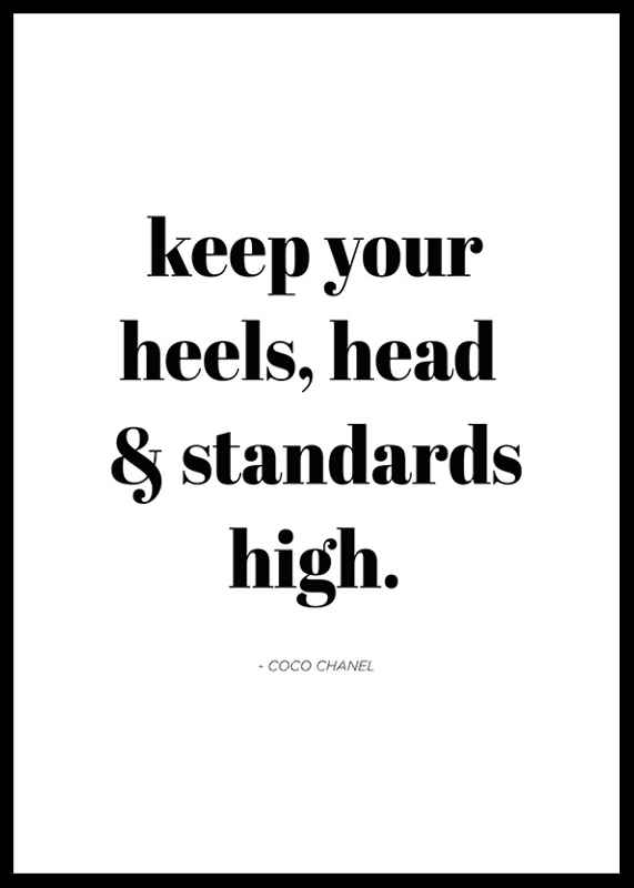 Chanel Standards-0