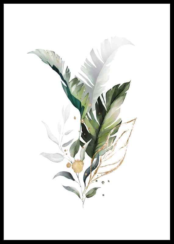 Watercolor Botanical No3