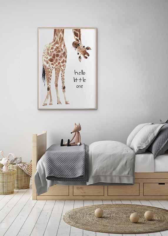 Hello Giraffe-2