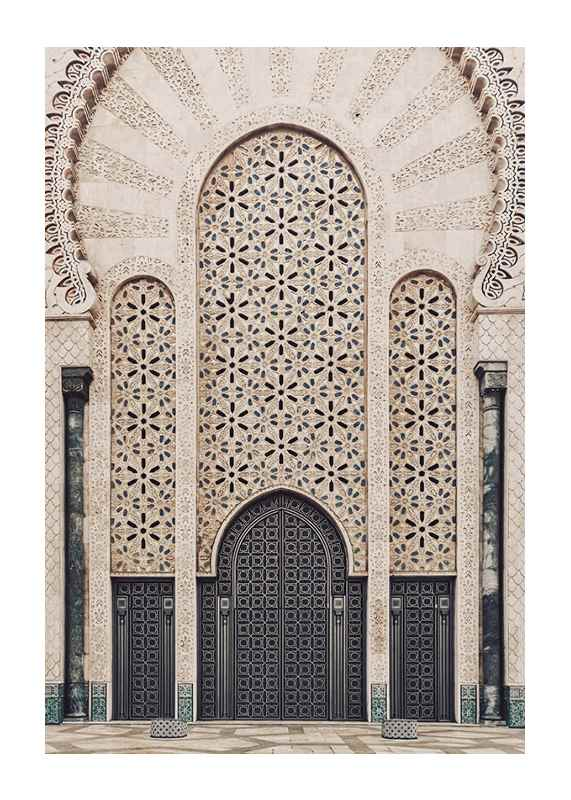 Ornate Entrance-1