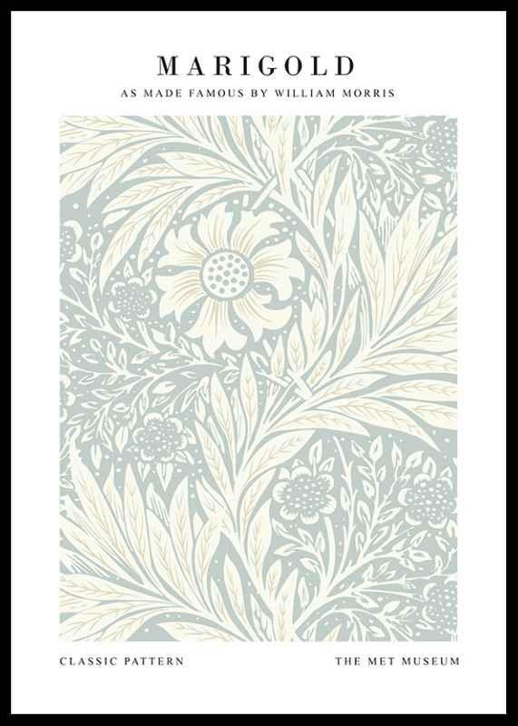 William Morris Marigold-0