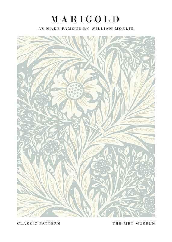 William Morris Marigold-1