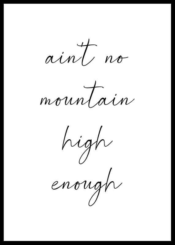 No Mountain High-0