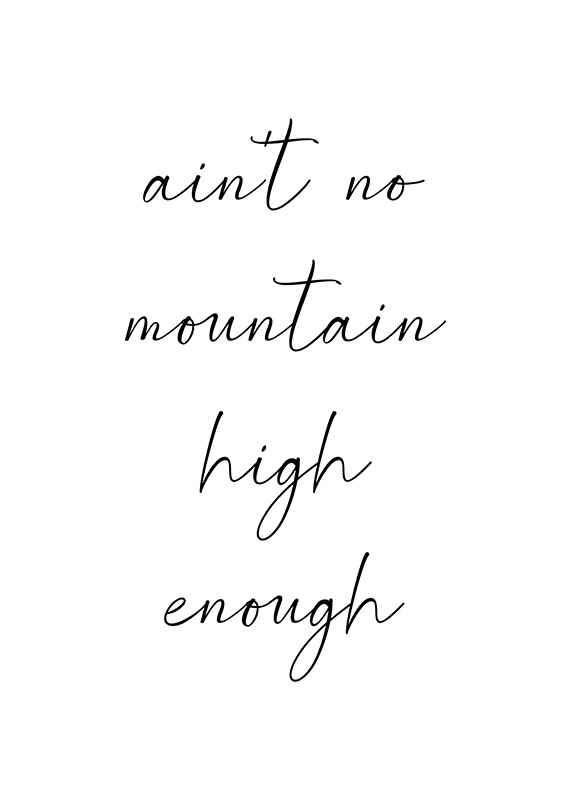 No Mountain High-1