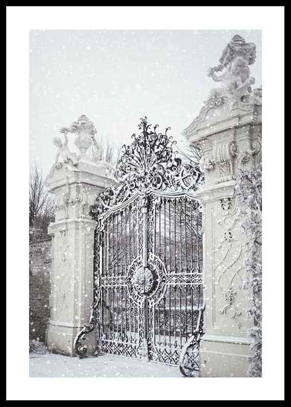 Snowy Gate