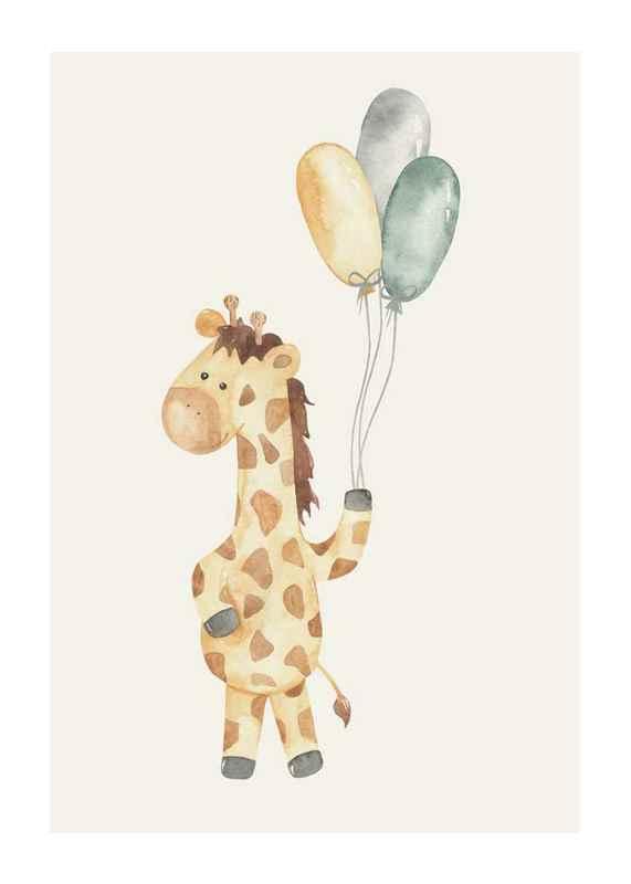 Giraffe Balloons-1