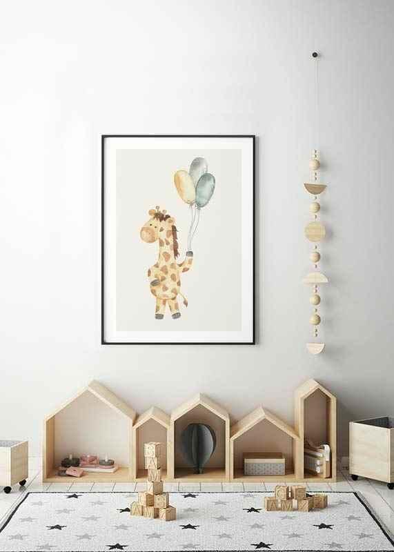 Giraffe Balloons-4