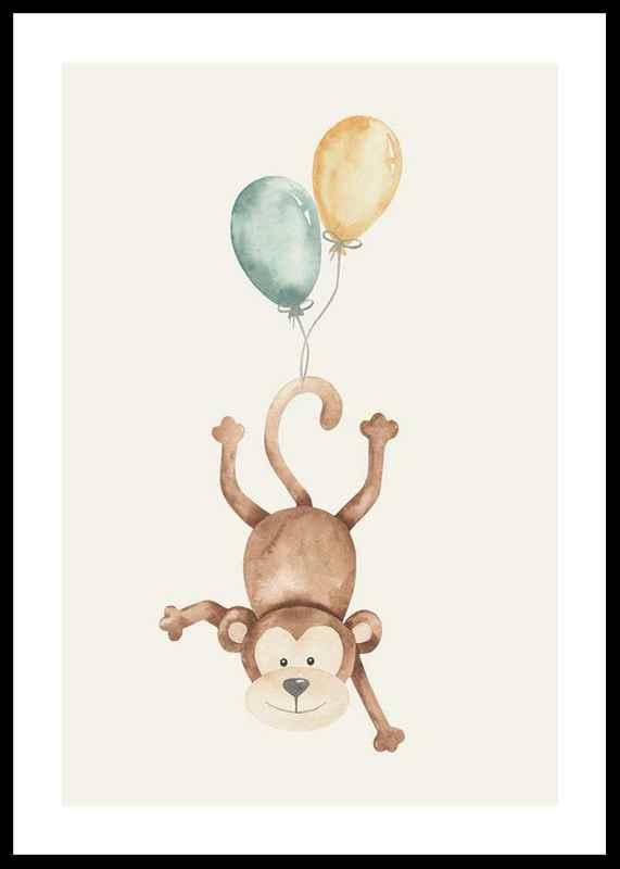 Monkey Balloons-0
