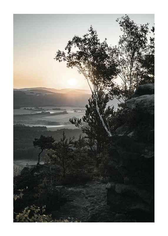 Sunrise In Switzerland No2-1
