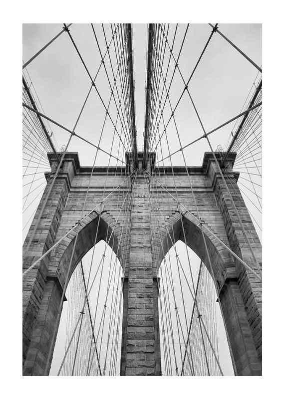 Brooklyn Bridge Close-1