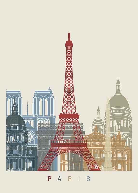 Paris Landmarks-1