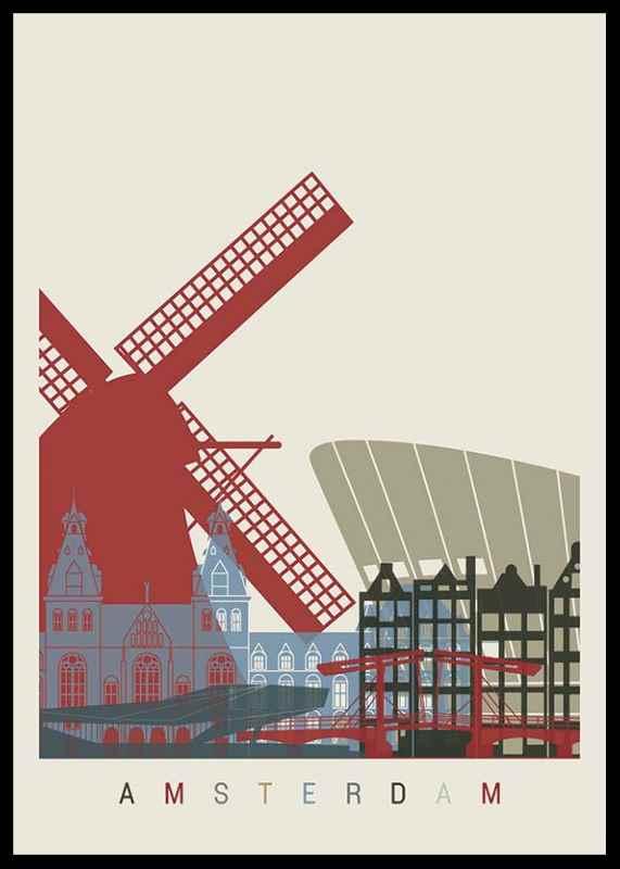 Amsterdam Landmarks-0