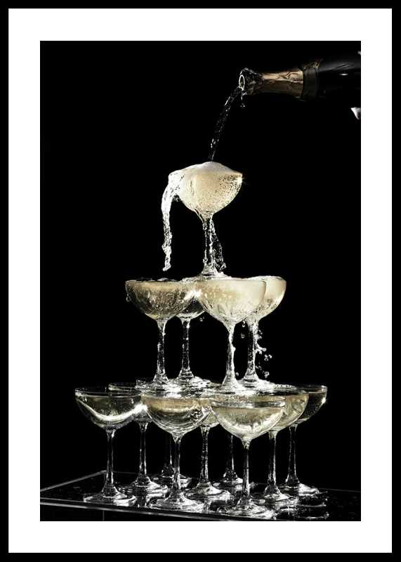 Champagne Fountain-0
