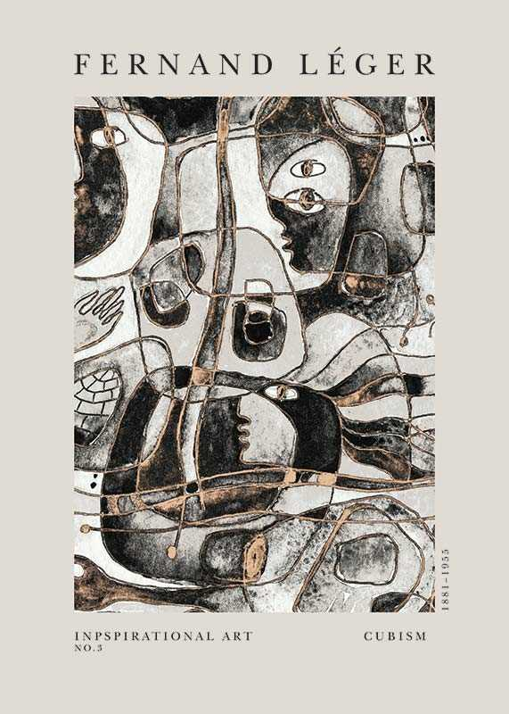 Fernand Leger No3-1