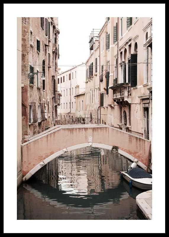 Bridge In Venice-0