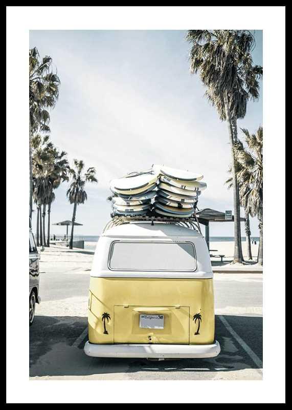 Venice Beach Surf Van