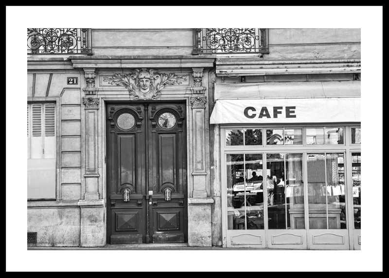 Cafe In Paris-0