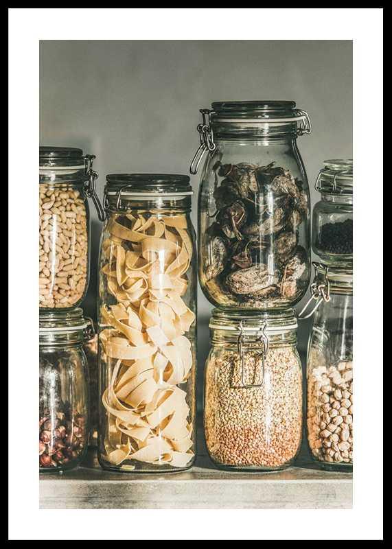 Food Storage Arrangement
