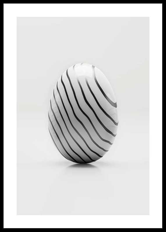 Egg Art No3-0