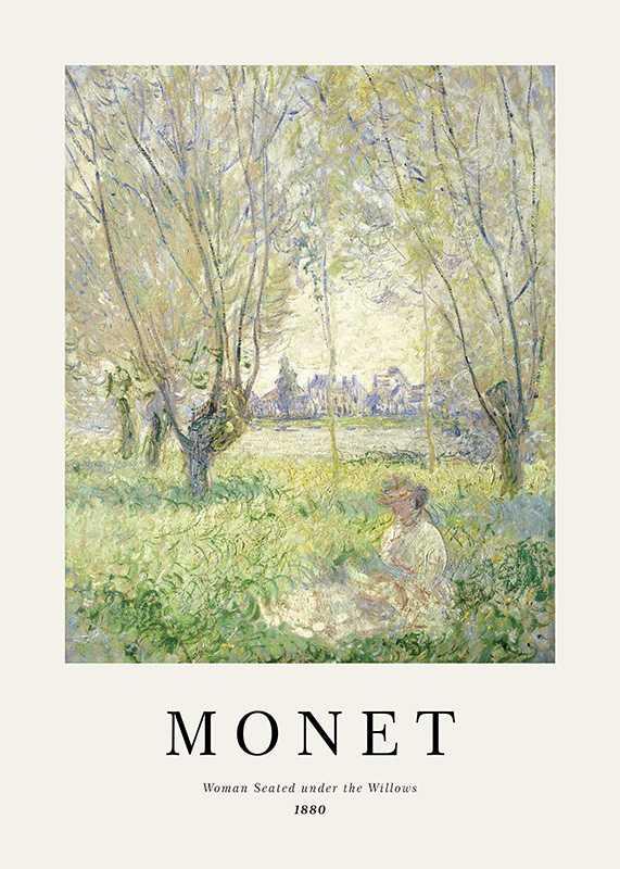 Monet Williows-1