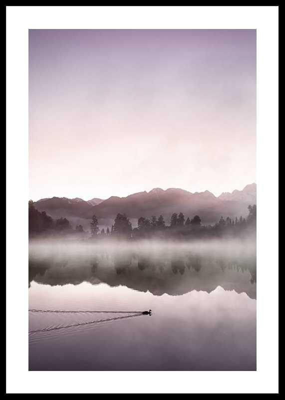 Southern Alps At Dawn