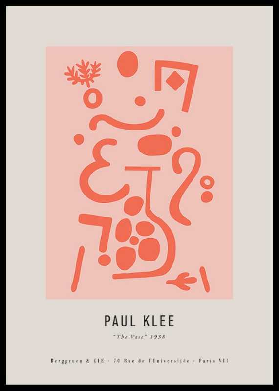 Paul Klee The Vase