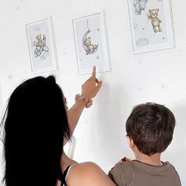 Fine plakater til børn