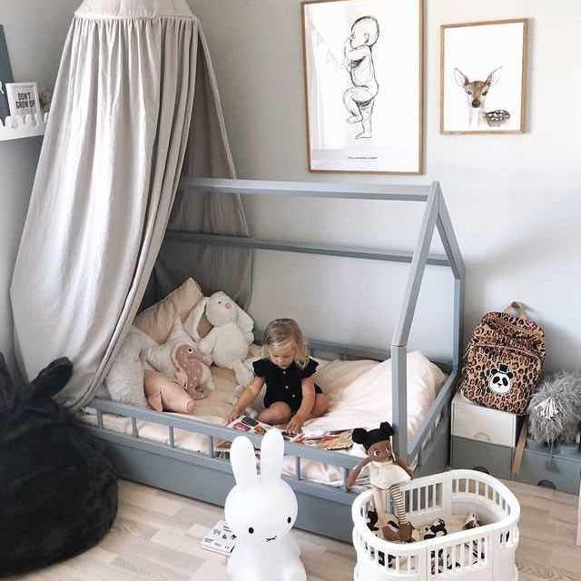 Møblering i børneværelset